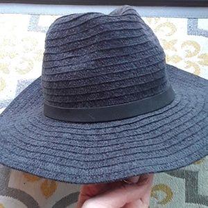 Free People Accessories - Free People Floppy Black Hat